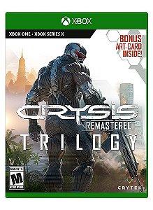Crysis Trilogy Remastered - Xbox (pré-venda)