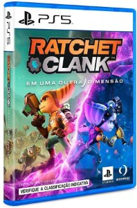 LOCAÇÃO - Ratchet e Clank: Em uma outra dimensão