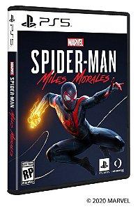 LOCAÇÃO - Spider-man Miles Morales