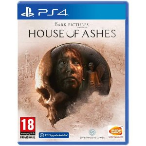 The Dark Pictures – House Of Ashes - PS4 (pré-venda)