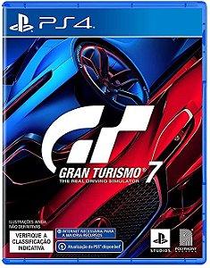 Gran Turismo 7 - PS4 (pré-venda)