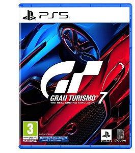 Gran Turismo 7 - PS5 (pré-venda)