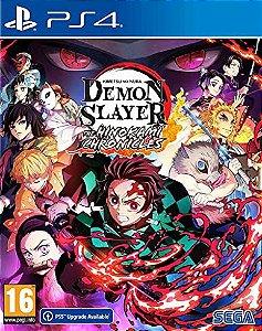 Demon Slayer - PS4 (pré-venda)