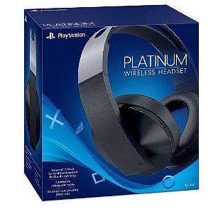 Headset Platinum Audio 3D 7.1 (ps4)