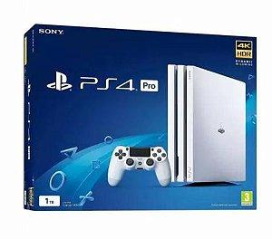 Playstation 4 PRO - 1TB - Branco