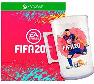 FIFA 20 - Xbox One + Brinde Caneca