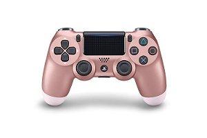 Controle Dualshock 4 - Rosa (Ps4)