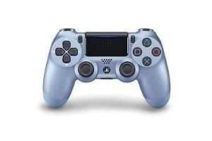Controle Dualshock 4 - Ciano (Ps4)