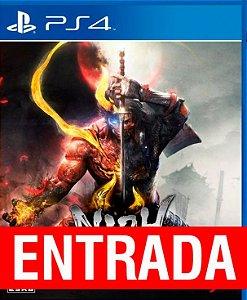 NIOH 2 - PS4 (pré-venda) [ENTRADA] o restante de cem reais você só paga quando o jogo chegar.