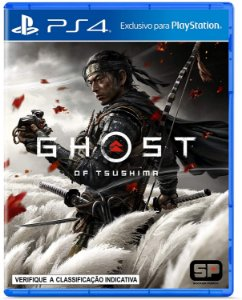 Ghost of Tsushima - PS4 (pré-venda)