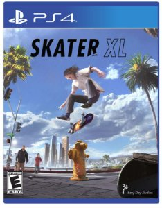 Skate XL - PS4 (pré-venda)