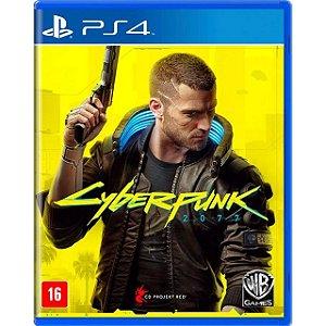 Cyberpunk 2077 - PS4 (pré-venda)