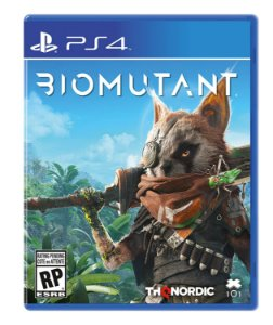 Biomutant - PS4 (pré-venda)