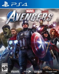 Marvel Avengers - PS4 (pré-venda)