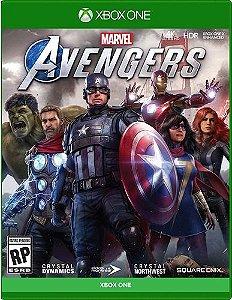 Marvel Avengers - Xbox (pré-venda)