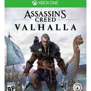 Assassins Creed Valhalla - Xbox One  (pré-venda)