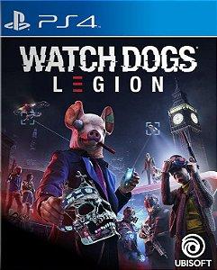 Watch Dogs Legion - PS4 (pré-venda)