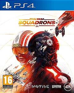 Star Wars Squadrons - PS4 (pré-venda)