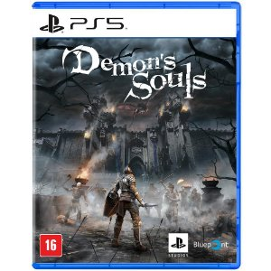 Demon's Souls - PS5 (pré-venda)