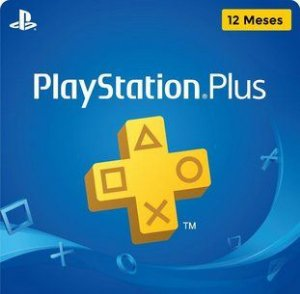 Gift Card Playstation PLUS 12 Meses Nacional (envio do código imediato)