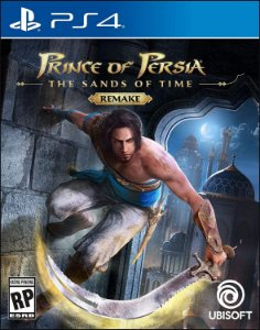 Prince of Persia Remake - PS4 (pré-venda)