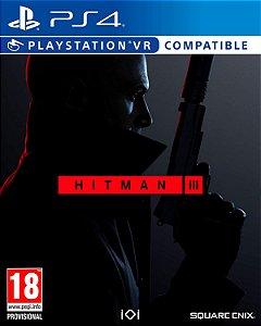 Hitman 3 - PS4 (pré-venda)