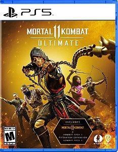 Mortal Kombat 11 Ultimate - PS5 (pré-venda)