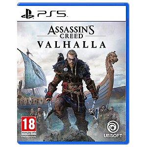 Assassins Creed Valhalla - PS5 (pré-venda)