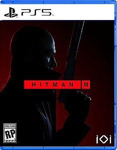 Hitman 3 - PS5 (pré-venda)