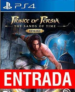 Prince of Persia Remake - PS4 (pré-venda) [ENTRADA] o restante de cem reais você só paga quando o jogo chegar,