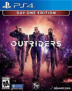 Outriders - PS4 (DISPONÍVEL!)