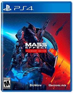 Mass Effect Legendary Edition - PS4 (pré-venda)