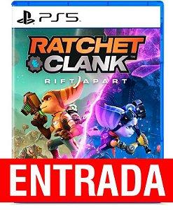 Ratchet e Clank: Em uma outra dimensão - PS5 (pré-venda) [ENTRADA] a outra metade de 140 você só paga quando o jogo chegar.