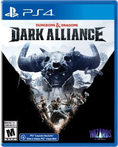 Dungeons & Dragons: Dark Alliance - PS4 (pré-venda)
