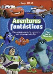 AVENTURAS FANTASTICAS - DISNEY PIXAR