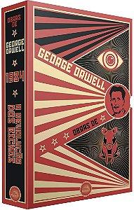 BOX OBRAS DE GEORGE ORWELL