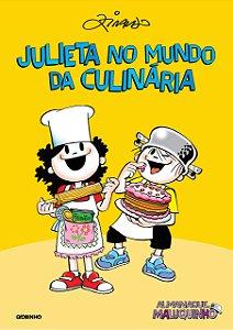 JULIETA NO MUNDO DA CULINARIA