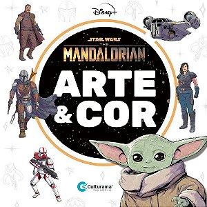 ARTE E COR - STAR WARS MANDALORIAN