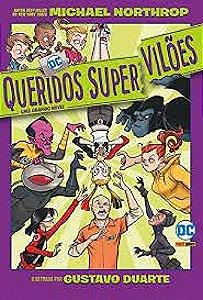 QUERIDOS SUPER VILOES  DC KIDS 01