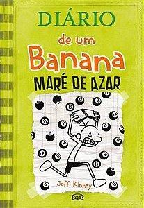 DIARIO DE UM BANANA - 8 - MARE DE AZAR