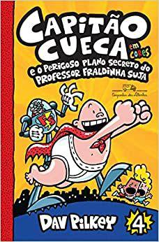 CAPITAO CUECA VOLUME-4