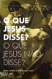 O-QUE-JESUS-DISSE?-O-QUE-JESUS-NAO-DISSE?-