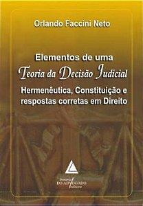 ELEMENTOS DE UMA TEORIA DA DECISAO JUDICIAL- HERMENEUTIC, CO