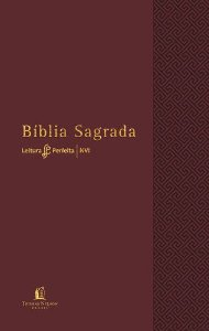 BIBLIA SAGRADA VERMELHA