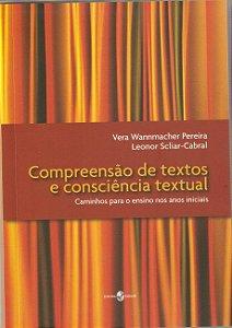 COMPREENSAO DE TEXTOS E CONSCIENCIA TEXTUAL
