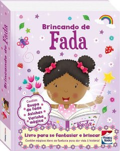 BRINCANDO DE FADA