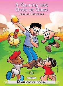 TM - FABULAS ILUSTRADAS - A GALINHA DOS OVOS DE OU