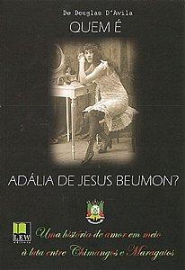 QUEM E ADALIA DE JESUS BEUMON?