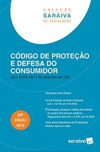 CODIGO DE PROTECAO E DEFESA DO CONSUMIDOR