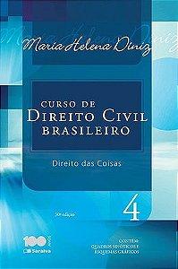 CURSO DE DIREITO CIVIL BRASILEIRO 4.DIREITO DAS COISAS